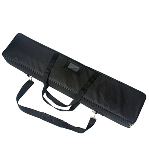 Luxury Double padding  Horizontal Zip BAG